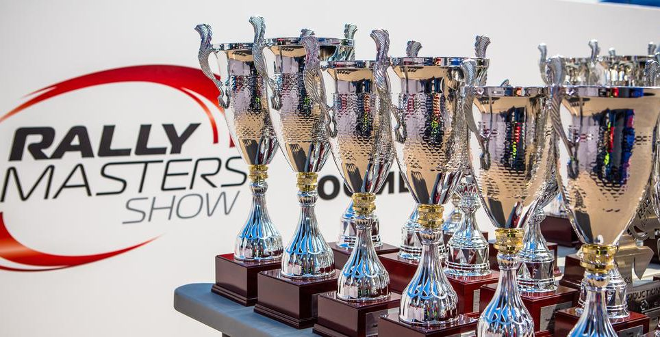Rally Masters Show 2016: Финиш!!!